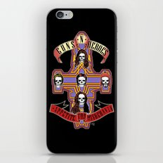 Appetite for Misbehavin' iPhone & iPod Skin