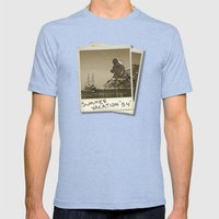 Summer of '54 Mens Fitted Tee Tri-Blue SMALL