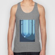 Blue Forest Unisex Tank Top