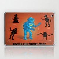 Dance The Night Away Laptop & iPad Skin