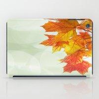 Wonderful Autumn iPad Case