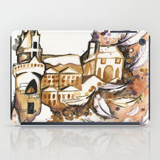 Winter wonder iPad Case