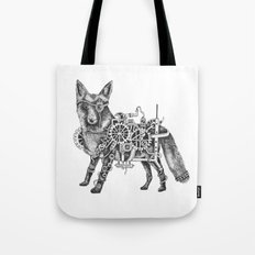 Foxley-Norris The Steamp… Tote Bag