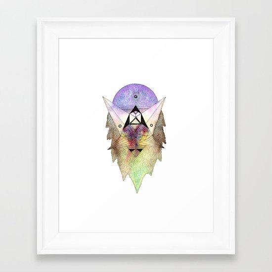 Perilous 1 Framed Art Print
