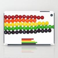 Skittle Stats iPad Case