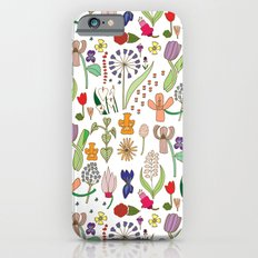 We belong among the wildflowers. Slim Case iPhone 6s