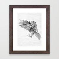 Run Free Framed Art Print