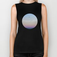 Hanging by a Moment Biker Tank