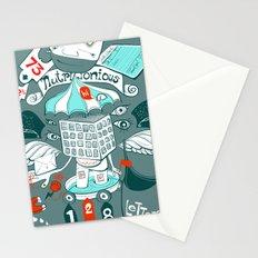 brinking valomatics Stationery Cards
