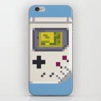 8-BIT Retro Console & Ga… iPhone & iPod Skin