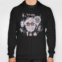 Miyazaki Tribute Hoody