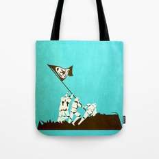 Fight for the Empire Tote Bag