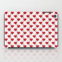 Hearts Galore! iPad Case