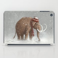 The Ice Age Sucked iPad Case