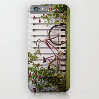 Bike With Fence & Flower… iPhone 6 Slim Case