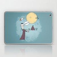 Goodbye Werewolf Laptop & iPad Skin