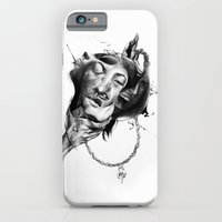 """iPhone & iPod Case featuring P.O.A.M (Portrait of a Memory) """"A"""" by Martin Kalanda"""