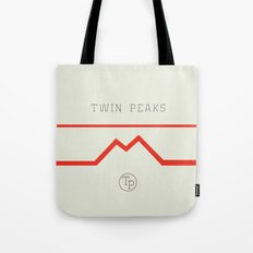 Twin Peaks High School Tote Bag