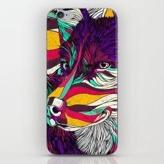 Color Husky (Feat. Bryan Gallardo) iPhone & iPod Skin