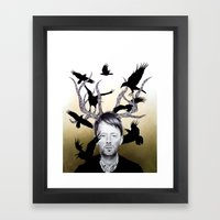 THOM Framed Art Print