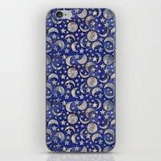 crystal moon iPhone & iPod Skin
