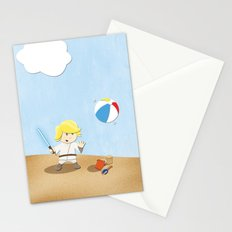 SW Kids - Luke at the Beach Stationery Cards
