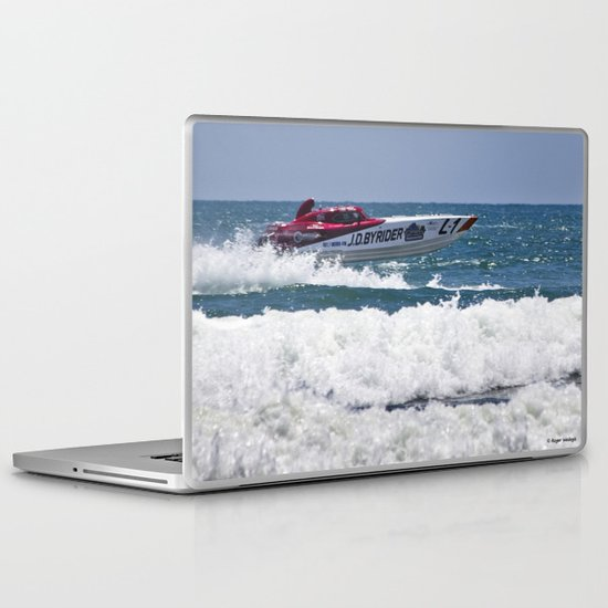 Need for Speed Laptop & iPad Skin
