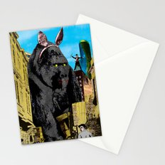 In search of the magical moment Stationery Cards