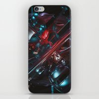 Automatic iPhone & iPod Skin