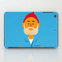 Steve Zissou iPad Case