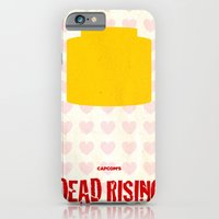 iPhone & iPod Case featuring Capcom's Dead Rising by Lechaftois Boris (LBö)