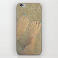 Summer friends iPhone & iPod Skin