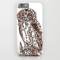 Tawny Owl iPhone 6 Slim Case