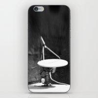 sat-a-lite iPhone & iPod Skin