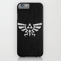 zelda iPhone & iPod Cases featuring Zelda by Blending