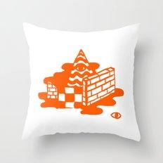 islandz Throw Pillow