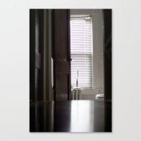 Sunken room Canvas Print
