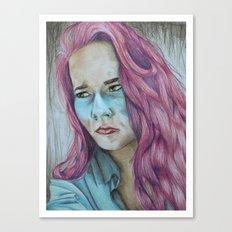 sick Canvas Print