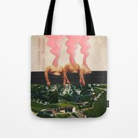 The Noon Guns (Front) Tote Bag