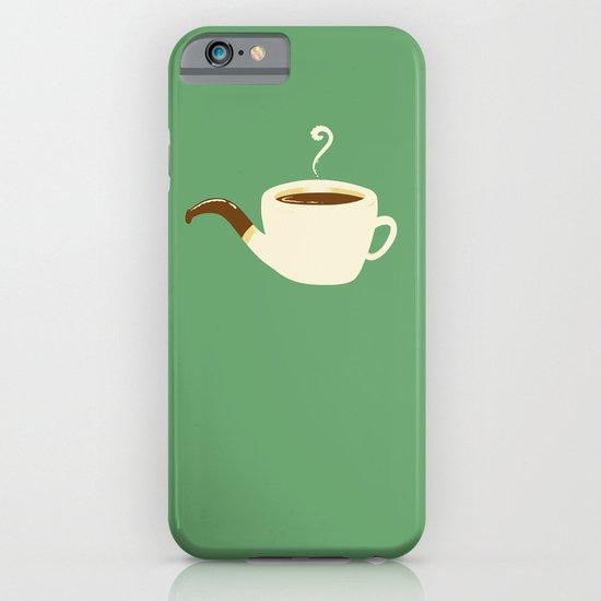 the Coffee Pipe iPhone & iPod Case