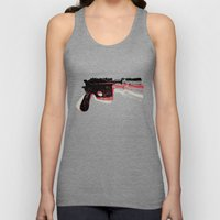 Blaster (Right) Unisex Tank Top