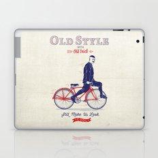 Old Style Trick Laptop & iPad Skin