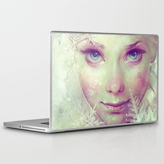 Elsa Laptop & iPad Skin