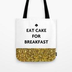 Kate Spade - Cake for Breakfast Tote Bag