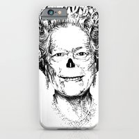 The Warming Dead! The Queen. iPhone 6 Slim Case