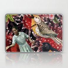 Happy Bird day | Collage Laptop & iPad Skin