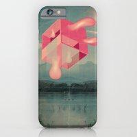 bucolico cubolo iPhone 6 Slim Case