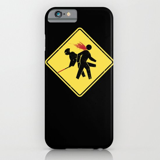 Ninja X-ing iPhone & iPod Case