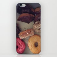 do nuts. iPhone & iPod Skin