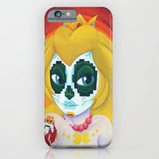 Day of the Digital Dead Princess Peach iPhone 6 Slim Case
